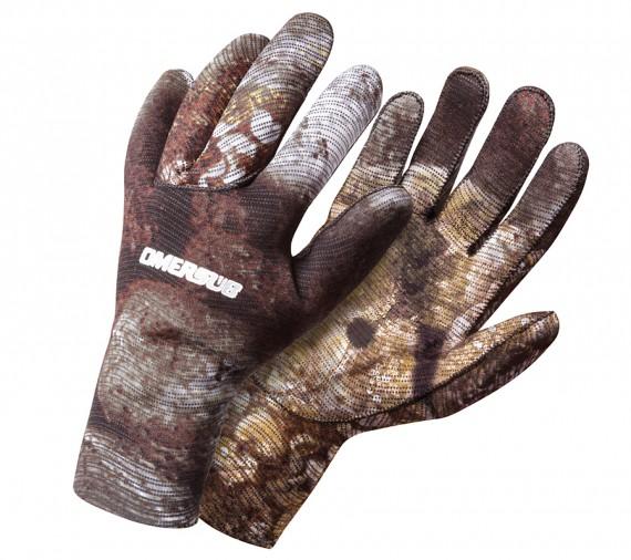 Перчатки CAMU 3D, 2мм