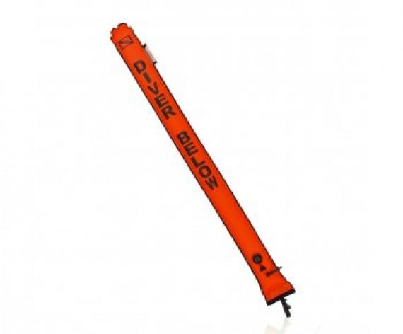 Буй сигнальный PB 180 см красный