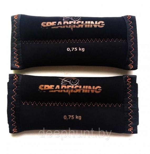 "Груза ножные SARBAGS ""Spearfishing"" 0,75 кг."