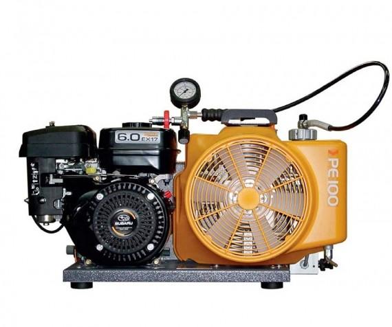 PE100-TB-F02 Компрессор, 100 л/мин