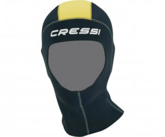 Шлем Cressi HOOD PLUS 5 мм для CASTORO жен
