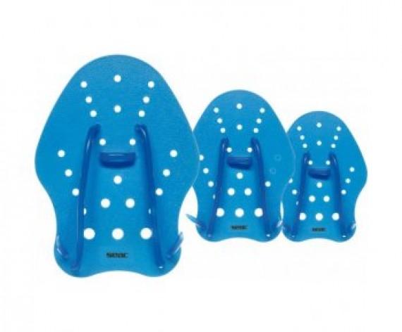 Лопатки загребные Seac TURBO синие