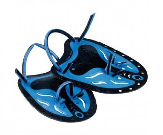 Лопатки Cressi для бассейна загребные пластиковые синие