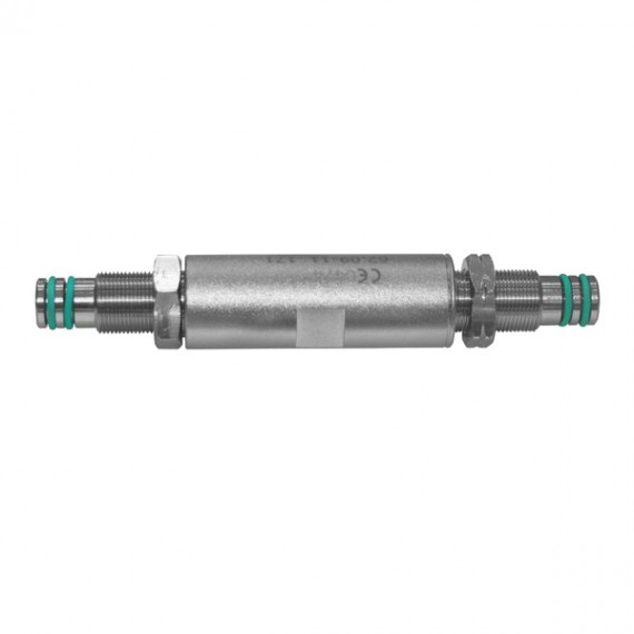 Манифолд 171мм (10-12л) радиальный 300bar O2 очищенный BTS