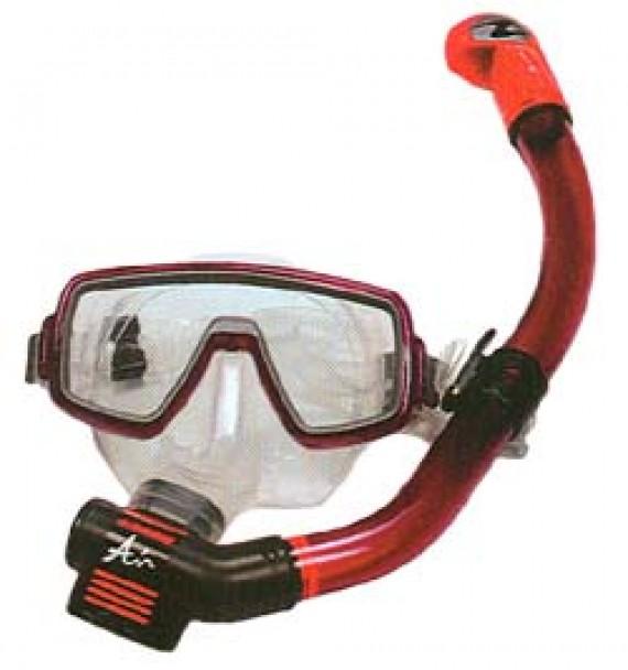 Комплект маска Ventura Midi + трубка Air Midi P/V