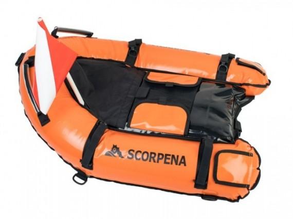 Буй-лодка PVC Scorpena D2