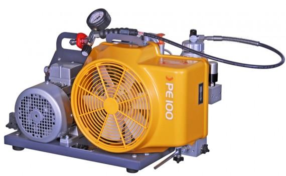 PE100-TW-F02 Компрессор, 100 л/мин