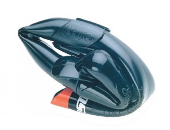 Трубка Zoom Pro - черный силикон