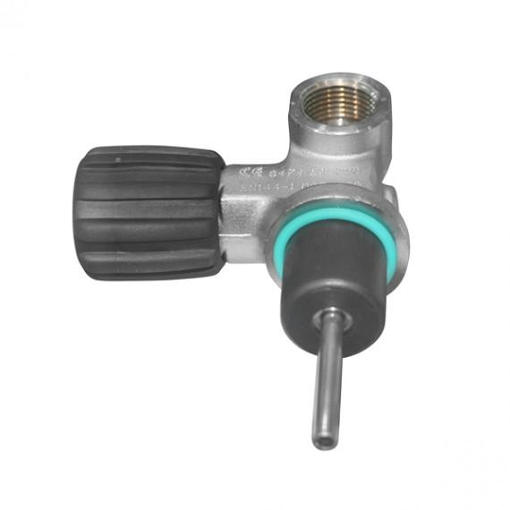 Вентиль M25x2 230bar 1 выход DIN O2 очищенный BTS